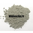 Pigments figurines MINISOCLES Gris Clair *