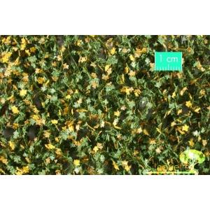 Feuilles d'érable début d'automne (15x4cm)