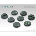 Chrystal Tech 25mm (x5)