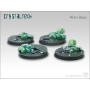Chrystal Tech 40mm (x2)