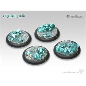 Champ de cristaux 40 mm (x2)