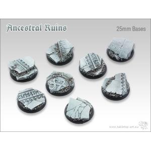 Ruines ancestrales 25mm (x5)