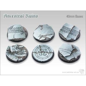 Ruines ancestrales 40mm (x2)