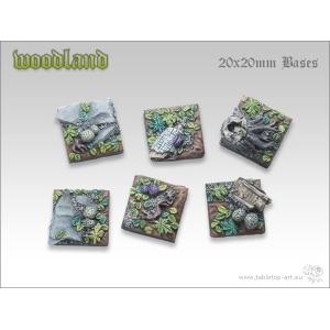 Jungle 20 mm (x5) Série 2