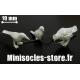 Les oiseaux (Set1) échelle 28-32mm