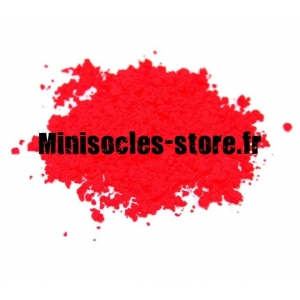 Pigments Rouge Fluo