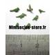 Les oiseaux (Set 2) échelle 28-32mm