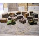 Caisses ouvertes et fermées 28- 54mm (x20)
