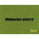 Herbe statique courte Vert Vif MINISOCLES