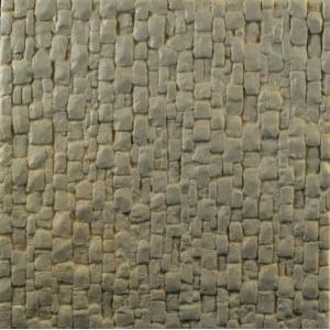 Plaque texturée : Mur de briques 1:72 N°1