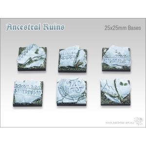 Ruines ancestrales 25 mm (x5)