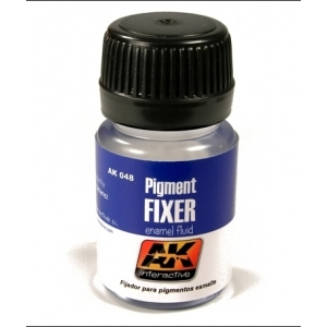 Fixateur de pigments AK