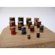 Grandes boites de conserve 54mm (x14)