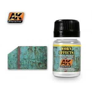 Worn Effects (usure légère) acrylic fluid