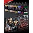 Kit de peinture Peaux de mutants et peaux fantastiques