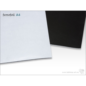 Feuille ferromagnétique A4 standard