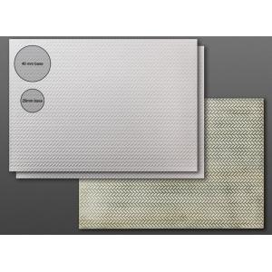 Carte plastique texturée Pavés 4