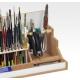 Module support à pinceaux et outils