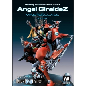 Painting Miniatures from A to Z, Masterclass Volume 1