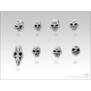 Crânes 30-32mm (x16)