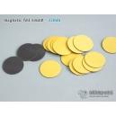Socles aimantés ronds 32mm (x25)