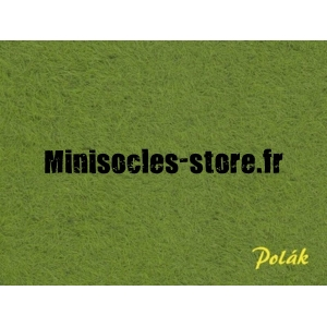 Herbe statique MOYENNE Vert Vif (2mm)