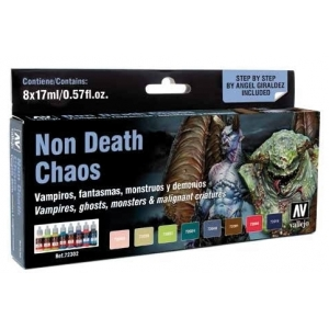 Kit de peinture Morts vivants / Chaos