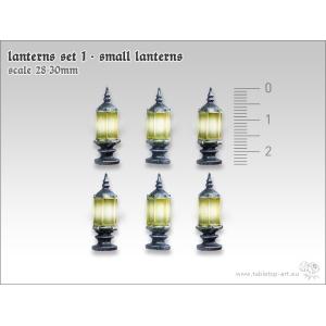 Lanternes (N°2) 28-32mm