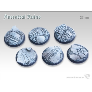 Ruines ancestrales 32 mm (x5)