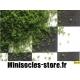 Flocage Mousse FIN Vert Clair