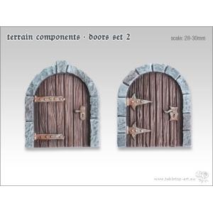 Portes N°2 (x2)