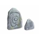Menhirs avec runes 28mm (N°1)