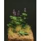 Photo Découpe Lupin et mauvaises herbes MINISOCLES