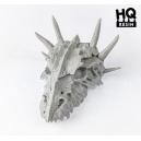 Crâne de dragon géant