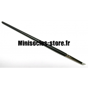 Pinceau Gomme 3 Angle Chisel (Taille 2)