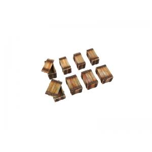 Caisses ouvertes et fermées 28-32mm (x10)