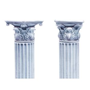 Colonnes Corinthiennes (x2)