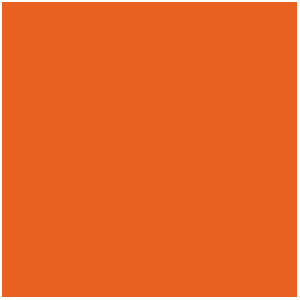 Orange Fire, Orange feu (17mL)