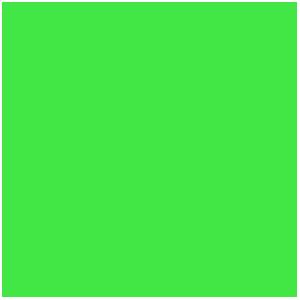 Vert Fluo, Fluo Green (17mL)