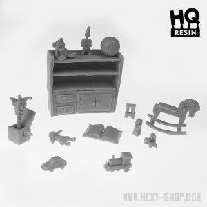 Chambre d'enfants et Jouets 28-32mm