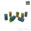 Barils Toxiques 28-32mm