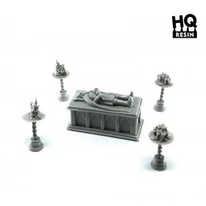 Tombeau du Roi Echelle 28-32mm