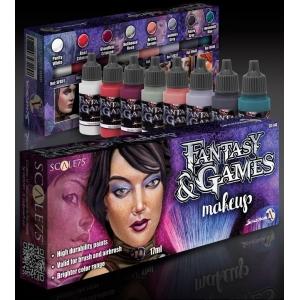 Kit de peinture Maquillage