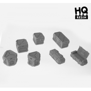 Caisses Futuristes (N°1) 28-32mm