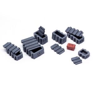 Caisses Futuristes (N°2) 28-32mm