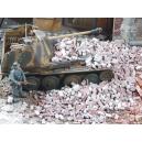 Débris de Briques et Mortier 1/32-35 (150g)