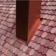 Tuilles arrondies 1/45-1/50 (x360) Rouge moyen