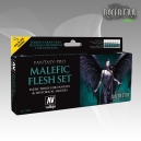 Kit de peinture Malefic Flesh