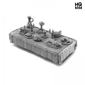 Banquet de nobles (N°1) 28-32mm