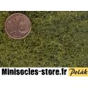 Filet de Floquage / Feuillage feuilles 0.6mm Vert Bouleau